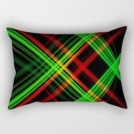 Abstract 112 Rectangular Pillow