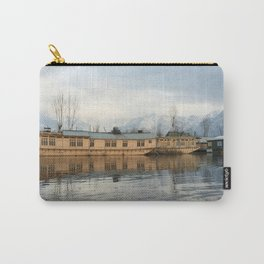 Houseboat on Dal Lake Carry-All Pouch
