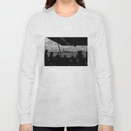 Ferry, Liberty & Silhouettes Long Sleeve T-shirt
