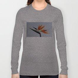 The bird of paradise flower Long Sleeve T-shirt