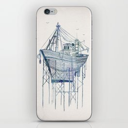 Dry Dock I iPhone Skin