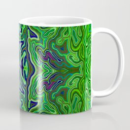 Abstract #1 - VII - Electric Light Orchestra Coffee Mug