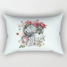 Beautiful Brain Rectangular Pillow