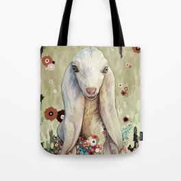 A Goat of Refinement Tote Bag