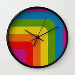 Retro Camera #society6 #decor #buyart #artprint Wall Clock