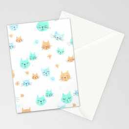 CATS. CATS. CATS! Stationery Cards