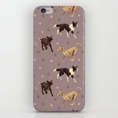 Rescue Dogs Pattern iPhone & iPod Skin