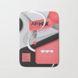 Air Max Abstract 90 Sneaker Bath Mat