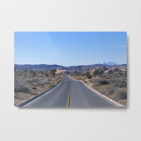 this road is my road Metal Print