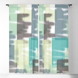 Abstract background 87 Blackout Curtain