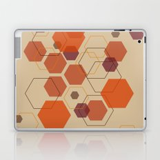 Hexagon Autumn Laptop & iPad Skin