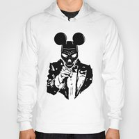 mickey Hoodies featuring Mickey by Spyck