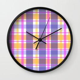 raw Wall Clock