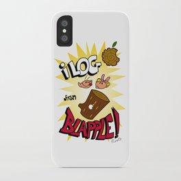 iLOG iPhone Case