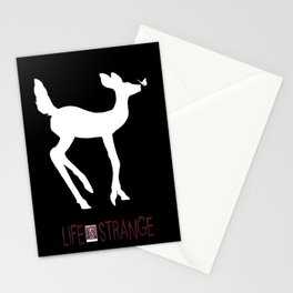 Always Strange Stationery Cards