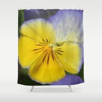 twins Shower Curtains featuring Twins by IowaShots