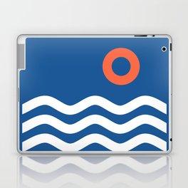 Nautical 03 Seascape Laptop & iPad Skin