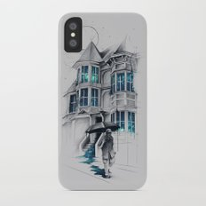 Stepping Out Slim Case iPhone X