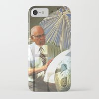 giants iPhone & iPod Cases featuring GIANTS by Aaron Rossell