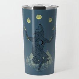 Moon Juggler Travel Mug