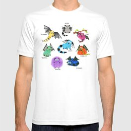 Eight Little Iggys T-shirt