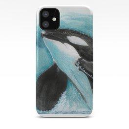 Tilikum iPhone Case