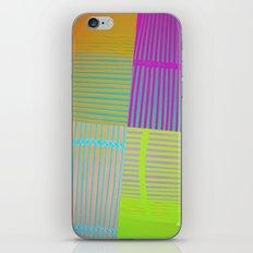 Di-simetrías Color iPhone & iPod Skin