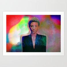 unkNOWN 3 Willow Smith Art Print