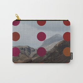Abstract Landscape no.2 Carry-All Pouch