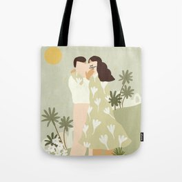 Love Conquers All Tote Bag