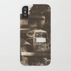 Let's Take a Ride  iPhone X Slim Case