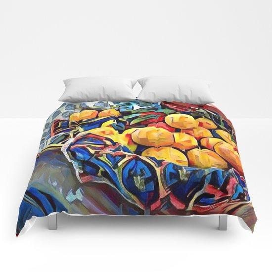 LEMON ZEST Comforters