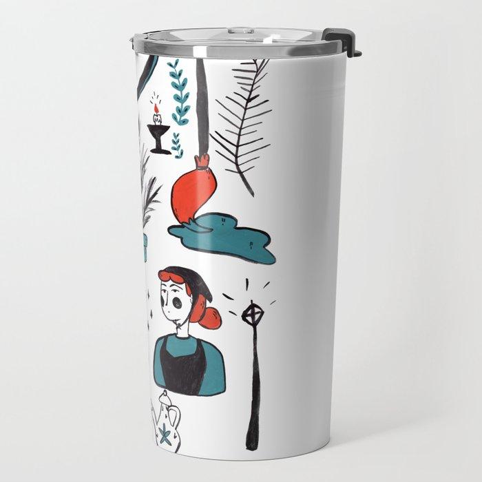 M. Blair 1 Travel Mug