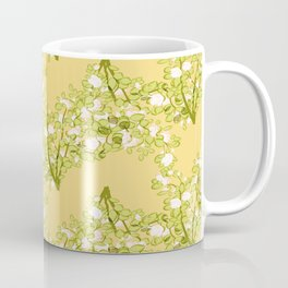 Roses pattern 1d Coffee Mug