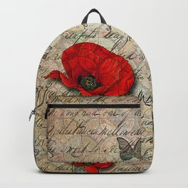 The Letter Backpack