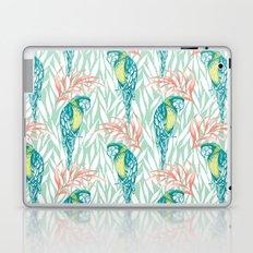 Tropical Pastels Laptop & iPad Skin