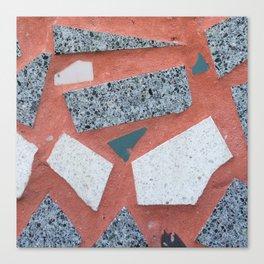 Mozaic Canvas Print