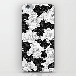 Gardenias iPhone Skin