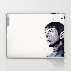 Goodbye Mr. Spock - Leonard Nimoy Laptop & iPad Skin