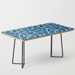 Branches - Blue Coffee Table