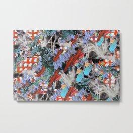 Digital Abstract 2006131 Metal Print