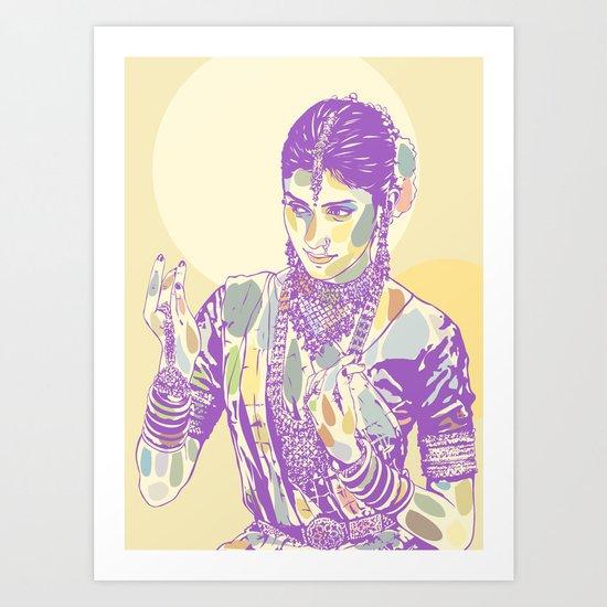 Priya Maharaj Art Print