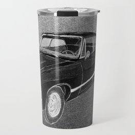 '67 Chevy Impala (Supernatural) Travel Mug