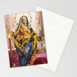 Sorrowful Mother Shrine Stationery Cards