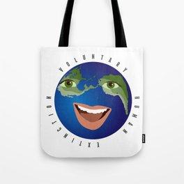 voluntary human extinction | part i Tote Bag