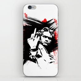 Beethoven FU iPhone Skin