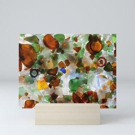 Undersea Glass Mini Art Print
