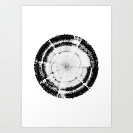 Groan Emotion (HATE IN-SITU) Art Print