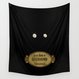 """Bunemo from Black Hole """"O"""" (Virginale) Wall Tapestry"""