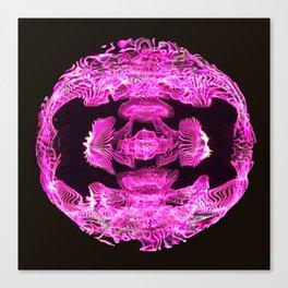 Energy Core Canvas Print